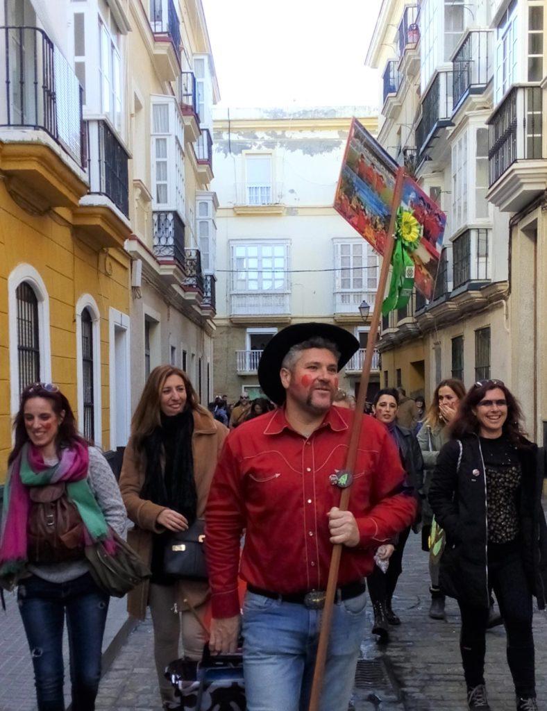 Cuarto premio de Romancero del Carnaval de Cádiz2018