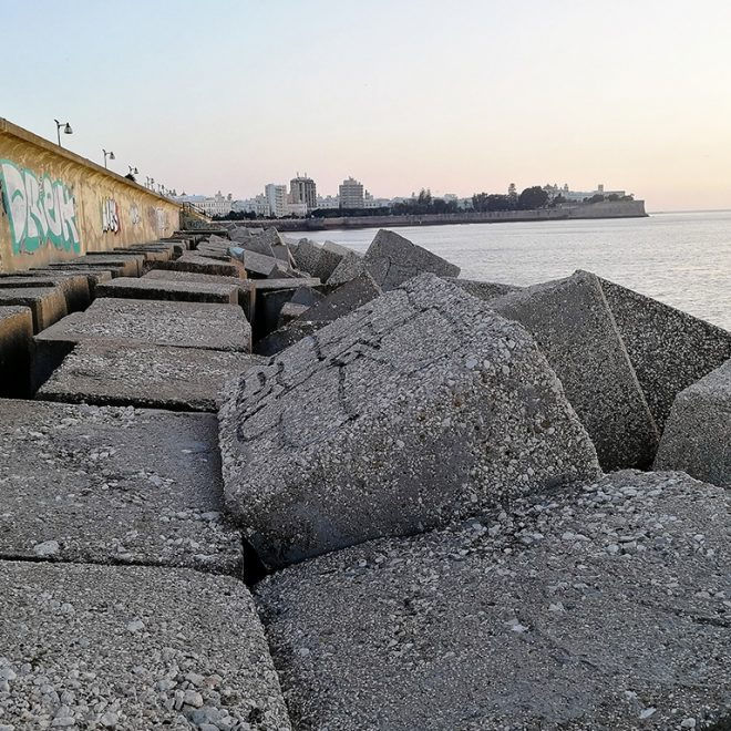 Bloques de Cádiz