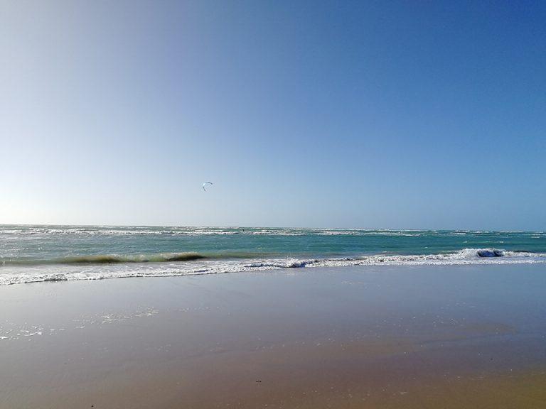 Playa de Cortadura en Cádiz